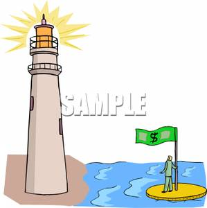 Lighhouse clipart boat And on Picture: Boat Picture: