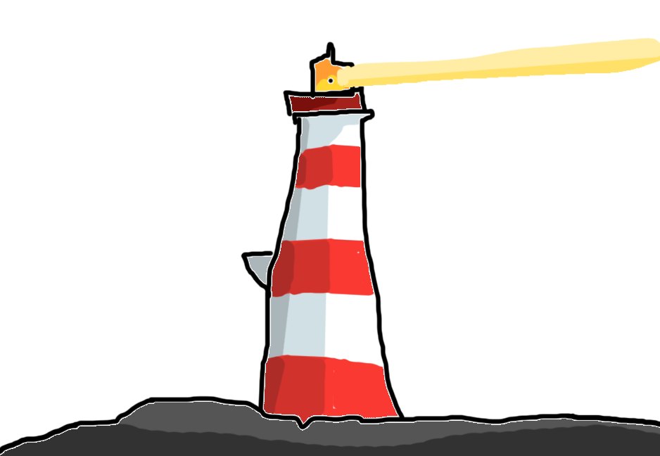 Lighthouse clipart building a » it – supply Extension