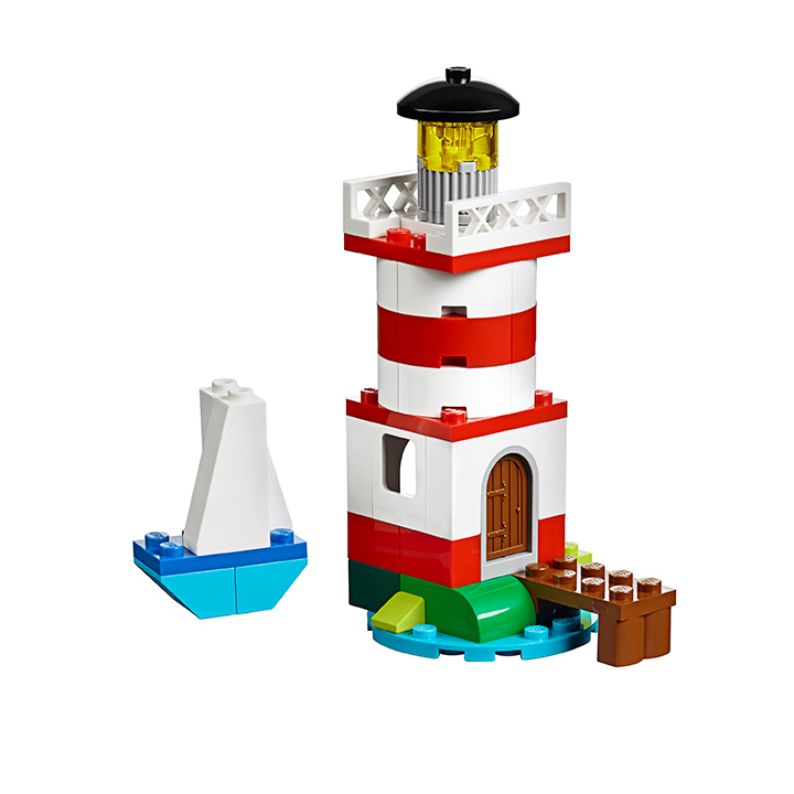Lighthouse clipart building a Instructions Building com Classic Booklets