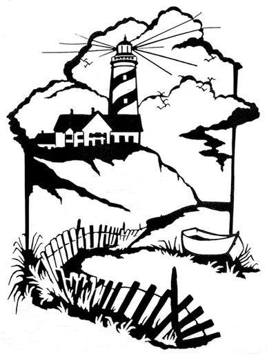 Lighthouse clipart cliff Cliff com Image Lighthouse 1