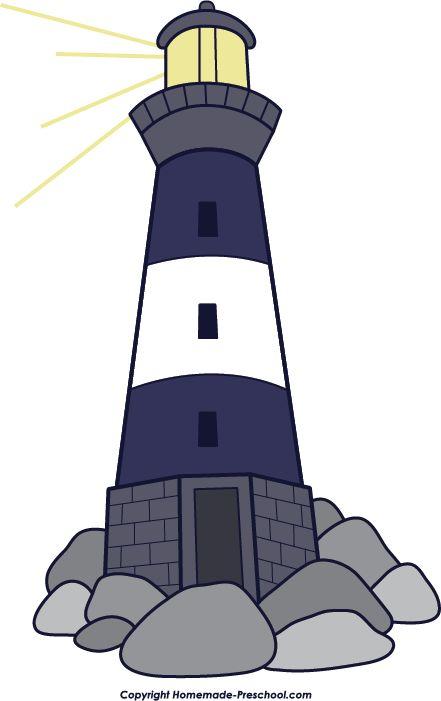 Lighthouse clipart faros Clip art mini clip at