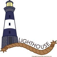 Lighthouse clipart faros Faro Pinterest las cies lighthouse