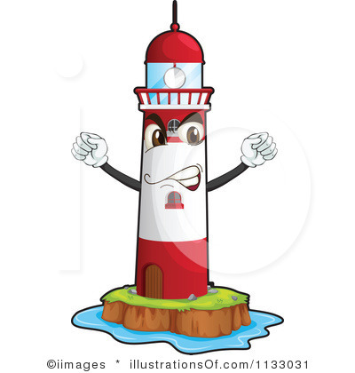 Lighthouse clipart illustration Free Clip lighthouse Clipart Clipart