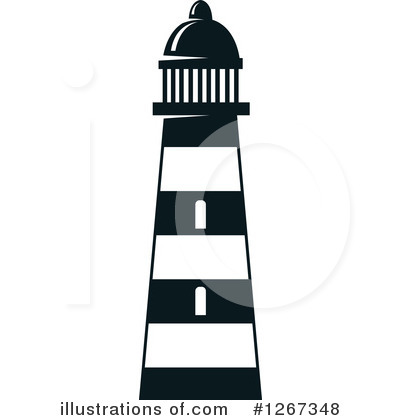 Lighthouse clipart illustration #1267348 Tradition Lighthouse Lighthouse by