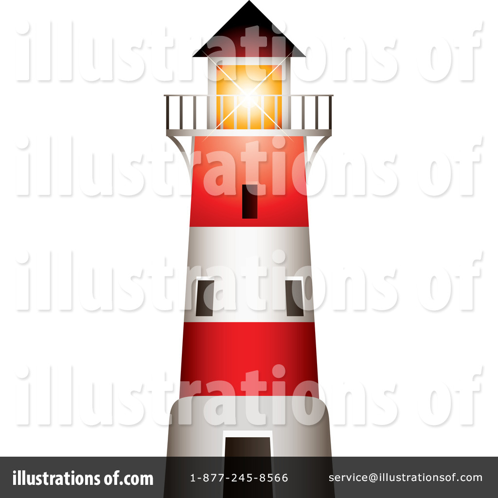 Lighthouse clipart illustration By TA #226498 Lighthouse Images