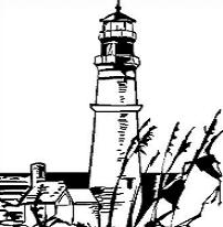 Lighthouse clipart line drawing Drawing Lighthouse Free lighthouse Clipart