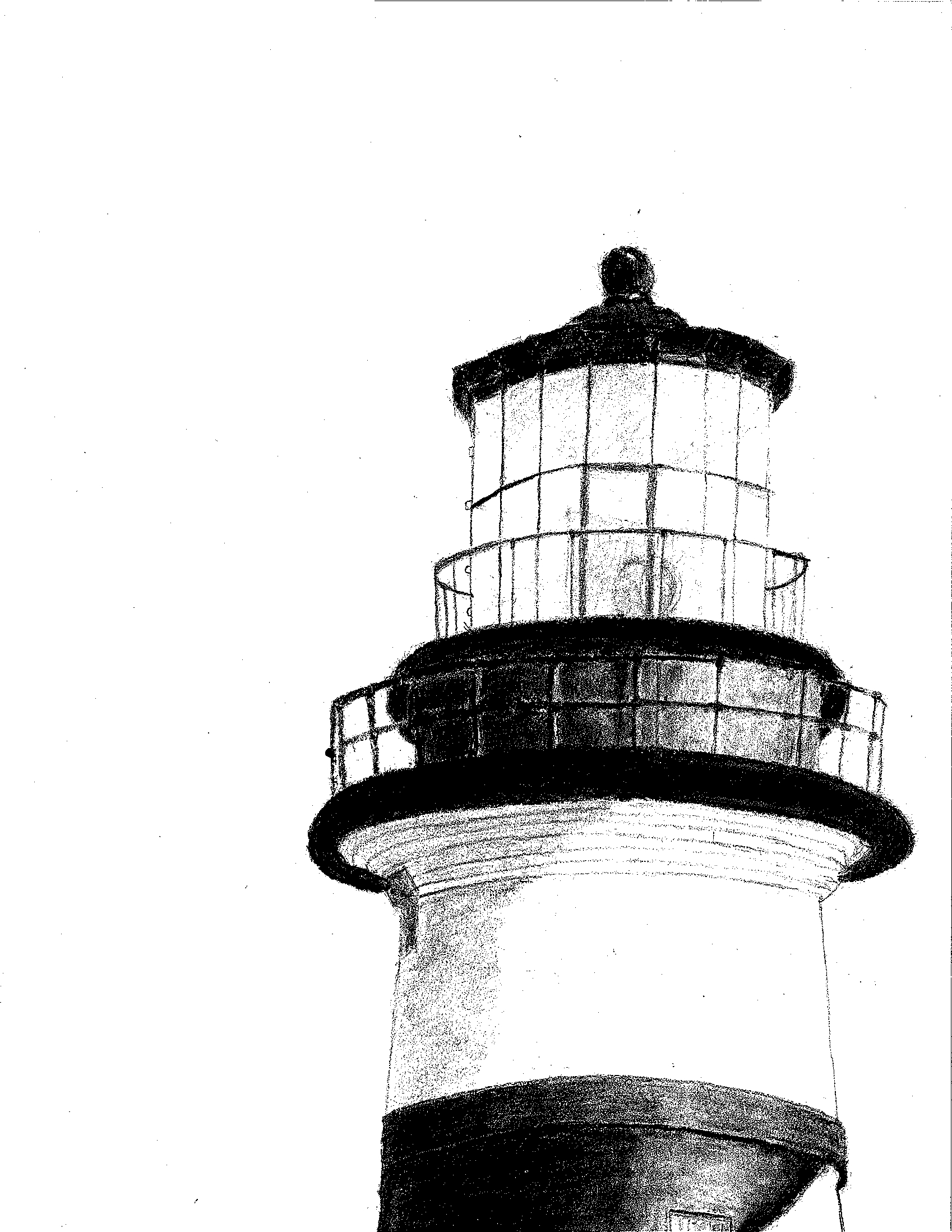 Drawn lighhouse line drawing Clipart Free Art Clip Free
