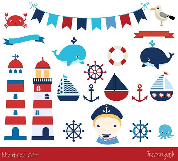 Sailor clipart lighthouse Clipart Marine clip Cute Cute