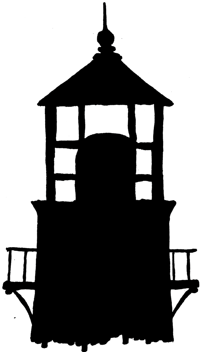 Lighthouse clipart outline Outline Free Cliparting lighthouse art