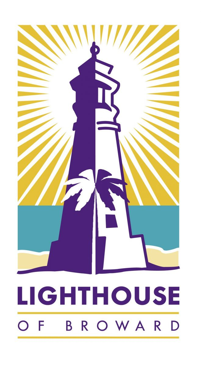 Lighhouse clipart purple Lighthouse Broward/Stand of for Empowering