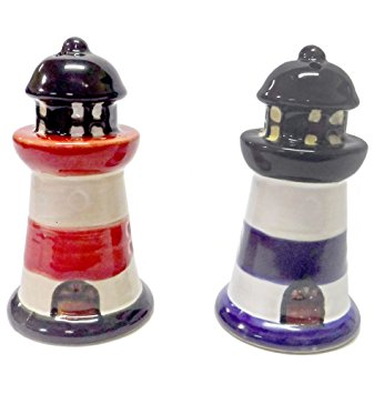 Lighthouse clipart red and blue Amazon Pepper  Ceramic &