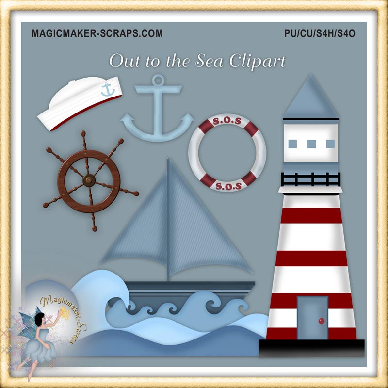 Lighthouse clipart sailor Seaman Marine Lighthouse Nautical Sea