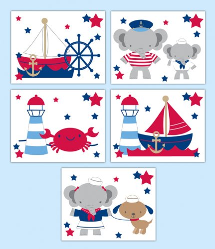 Lighthouse clipart sailor Boy Prints Wall  Lighthouse