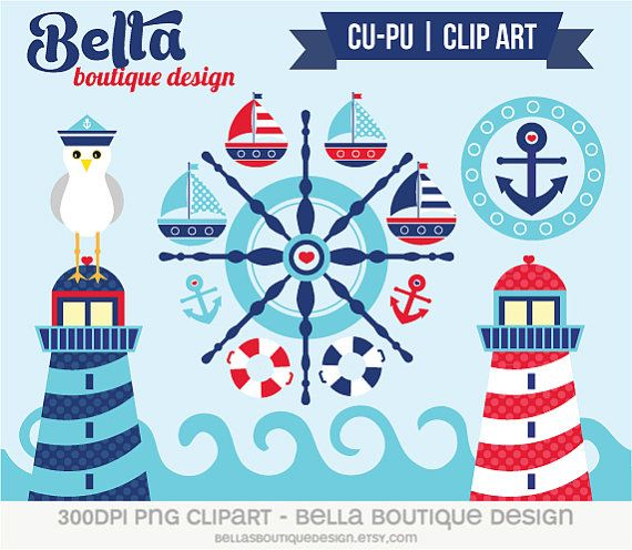 Lighthouse clipart sailor Navy Anchor Art images Lighthouse
