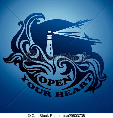 Sea clipart stormy sea #6