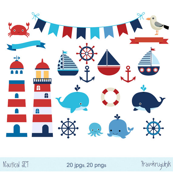 Lighthouse clipart seaside Party Lighthouse art art clip