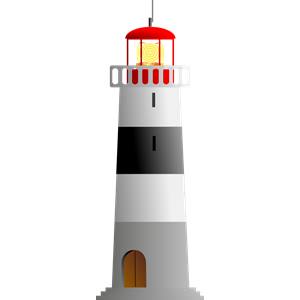Lighthouse clipart seaside Lighthouse cliparts clipart free