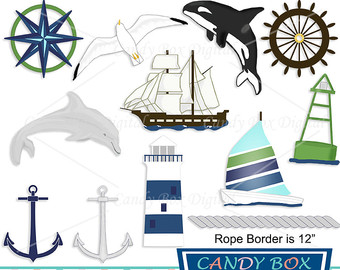 Lighthouse clipart seaside Art Art Summer Clipart Collection