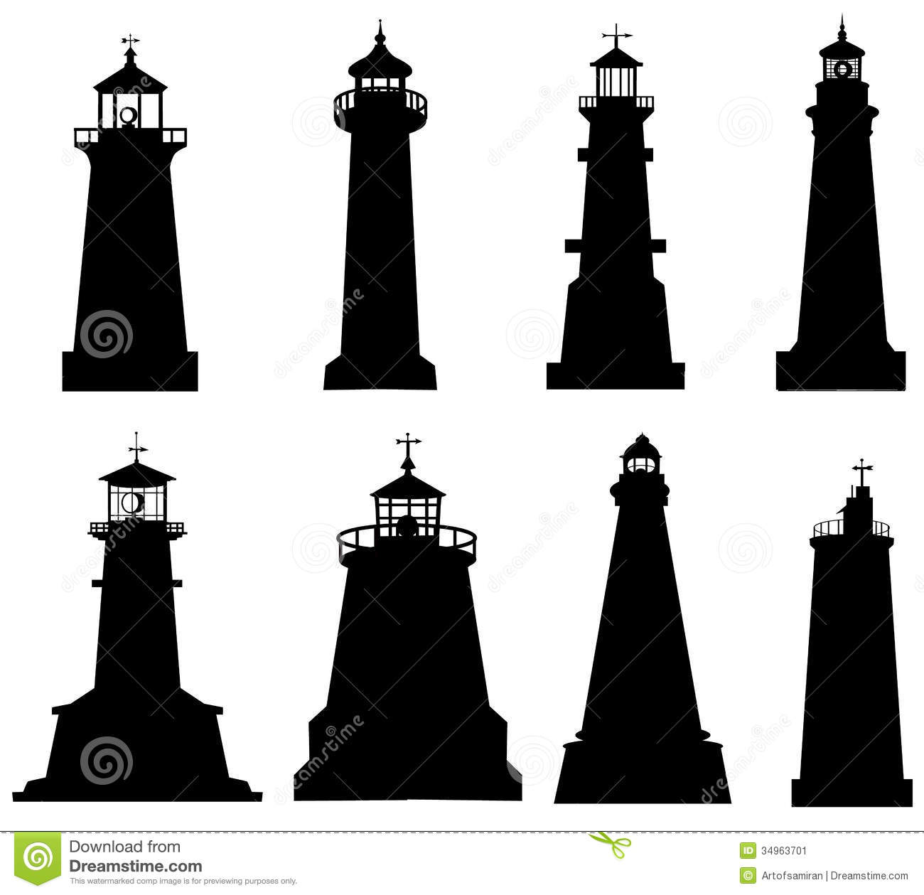 Lighhouse clipart silhouette Clipart Silhouette Silhouette Clipart Download