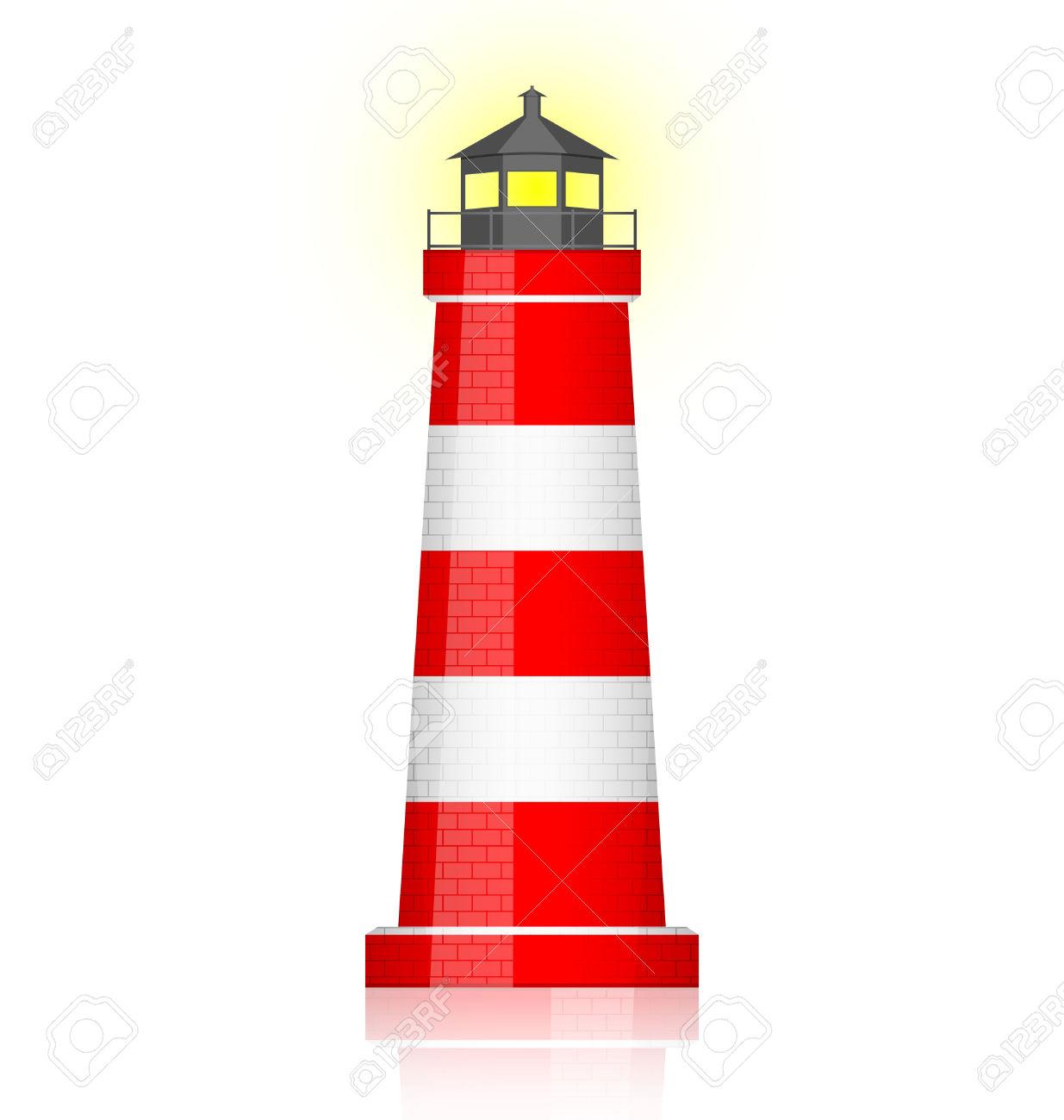Lighthouse clipart simple Clip Lighthouse art clipart 14