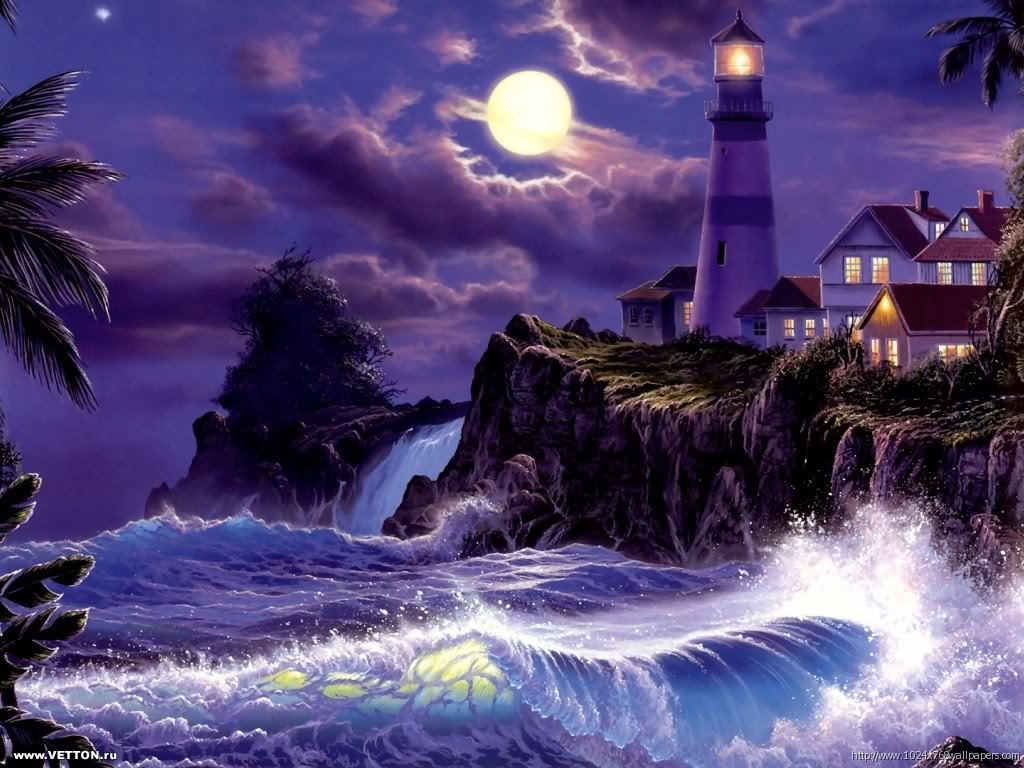 Lighthouse clipart storm  Lighthouse Storm Lighthouse At