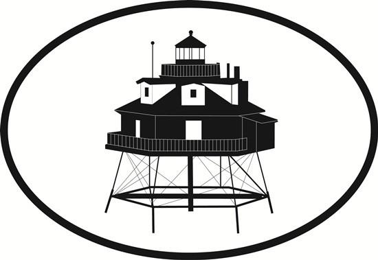 Point Lighthouse euro Thomas bumper