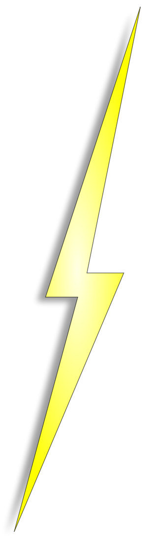 Lightening clipart angry cloud Clipart Lightning Free art Public