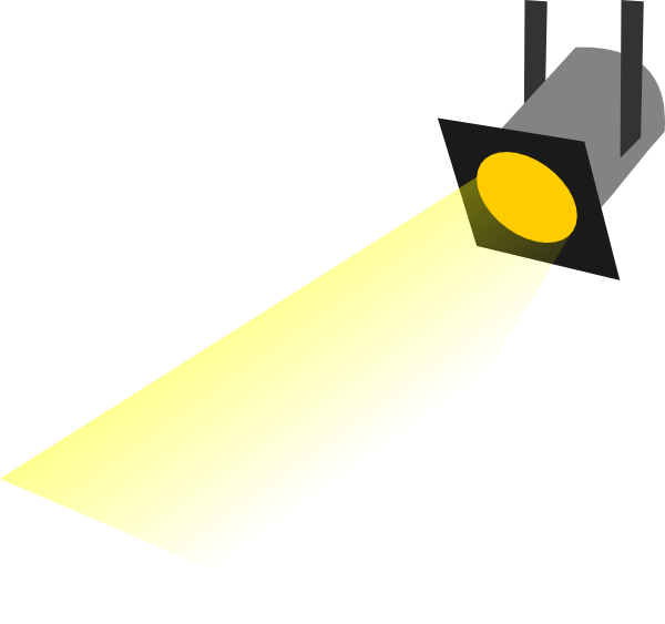 Lights clipart #12