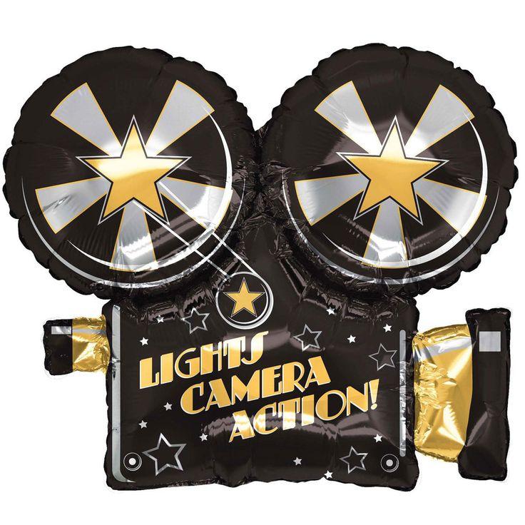 Actor clipart camera light Lights camera Lights Action
