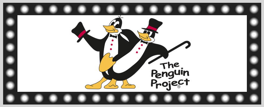 Lights clipart musical theatre The Music Penguin of Project