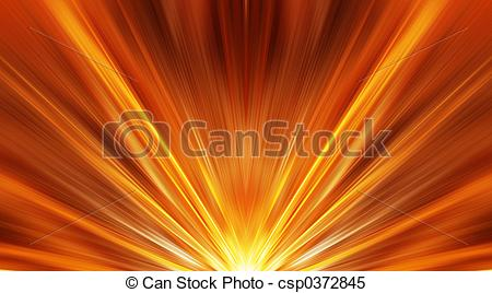 Sunrise Illustrations background of Abstract