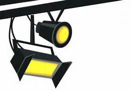 Lights clipart theater light #10