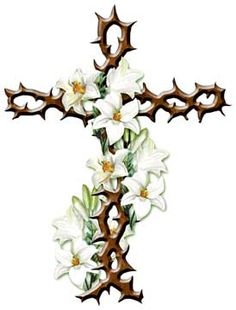 Beautiful clipart easter lily Church VintageEaster EasterBeautiful Religious Cliparts