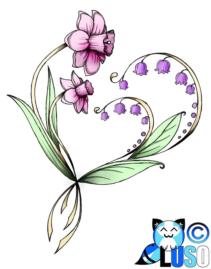 Lily Of The Valley clipart foot Samantha's valley of chrysanthemum flowers