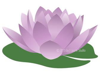 Lily Pad clipart Art Lily pad Clipart Lily