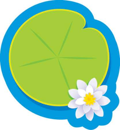 Lily Pad clipart Free lily Clip  for