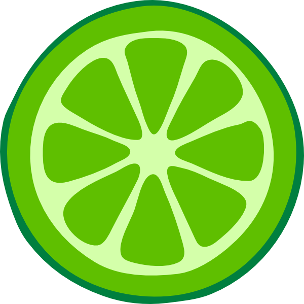 Citrus clipart sliced Lime Clipart 20clipart Panda Clipart