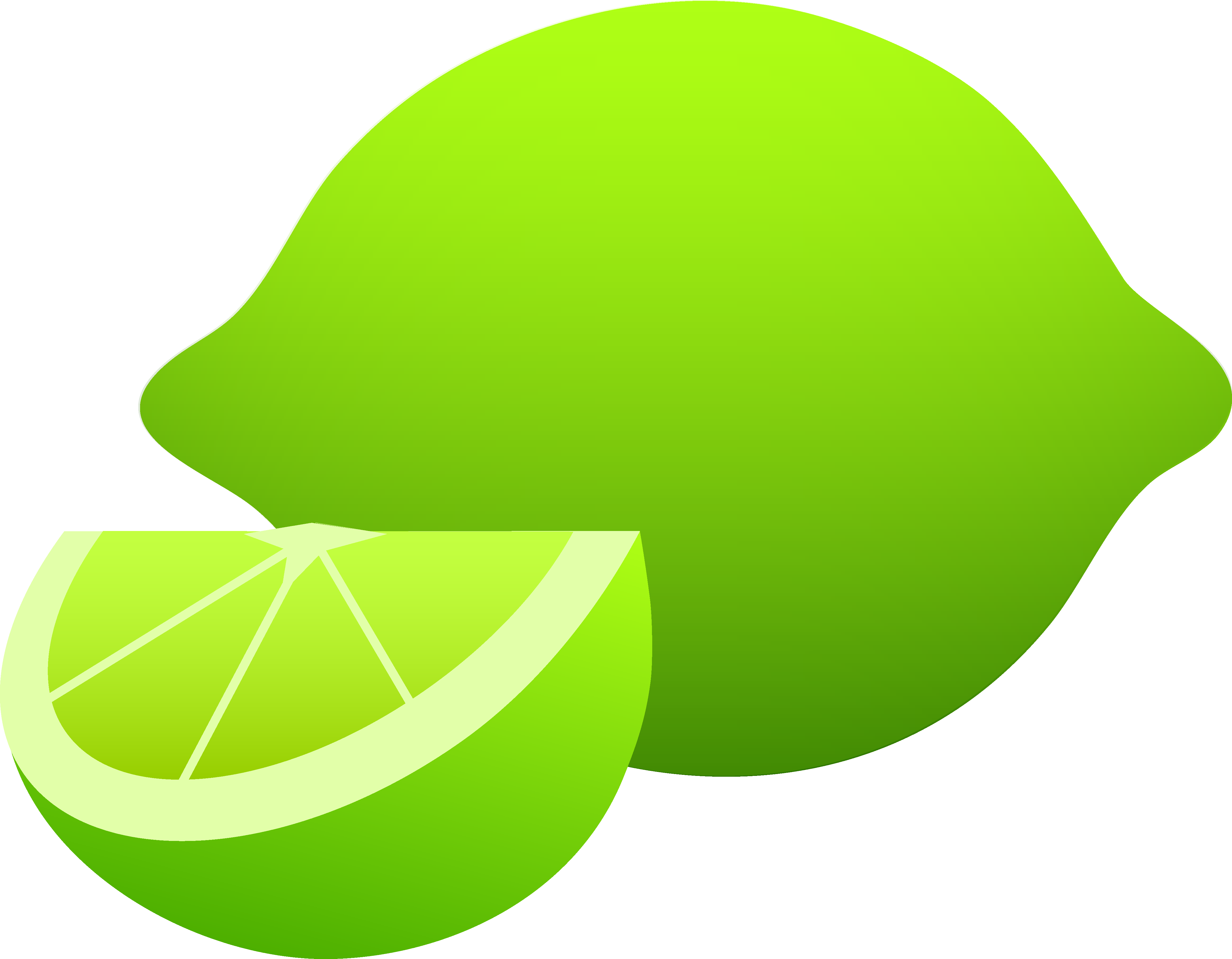 Lime clipart Clipart Free Art  on