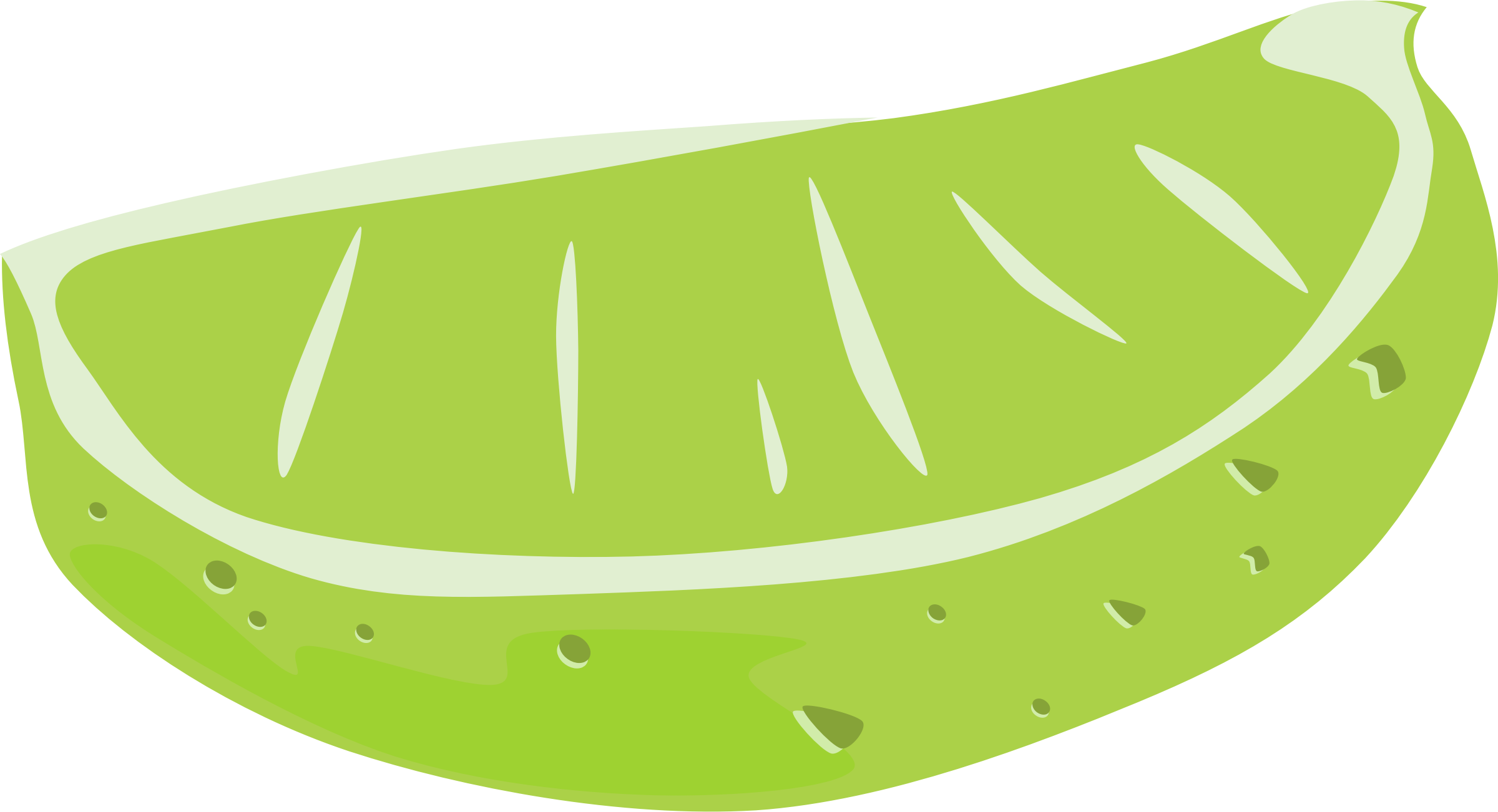 Jelly Bean clipart lima bean Lime variations Clipart variations Lime