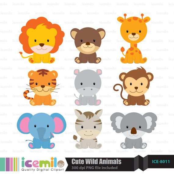 Zoo clipart cute animal Clipart about ideas clip best