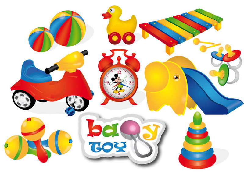 Baby clipart baby toy Baby Toys Clipart