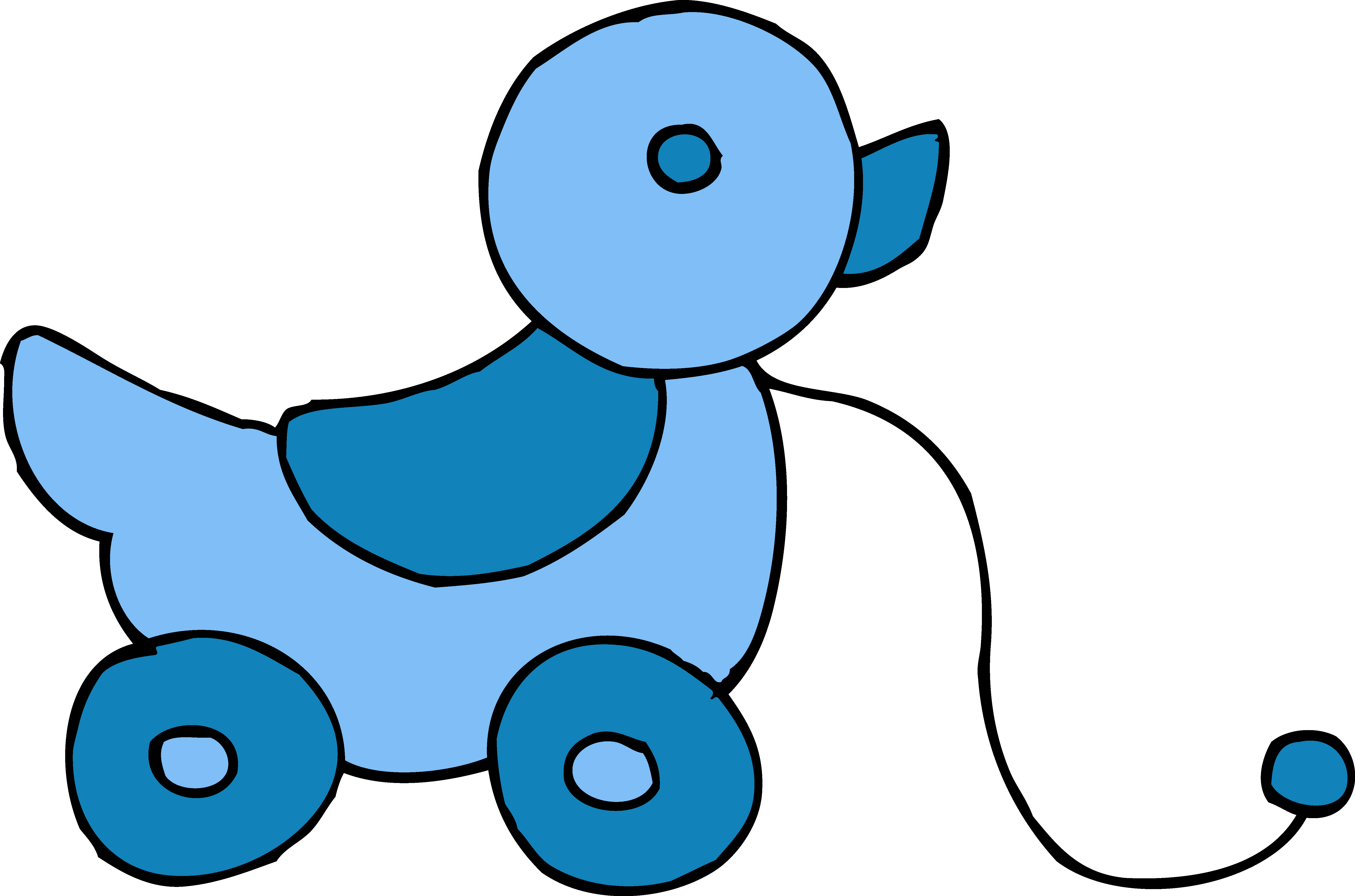 Little Boy clipart boy toy Free Toy Panda Clipart Free
