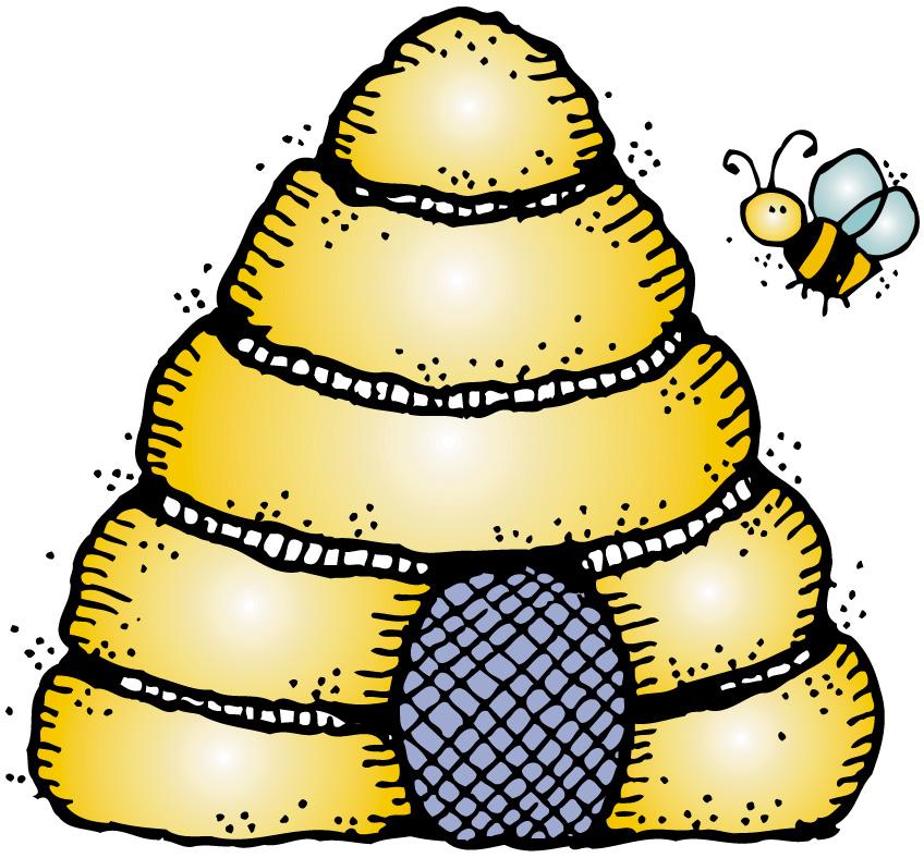 Bee clipart beehive Hive Free Bee on Art