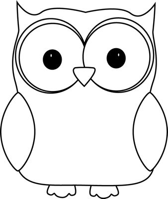 Owlet clipart black and white Owl com Owls Teal owl