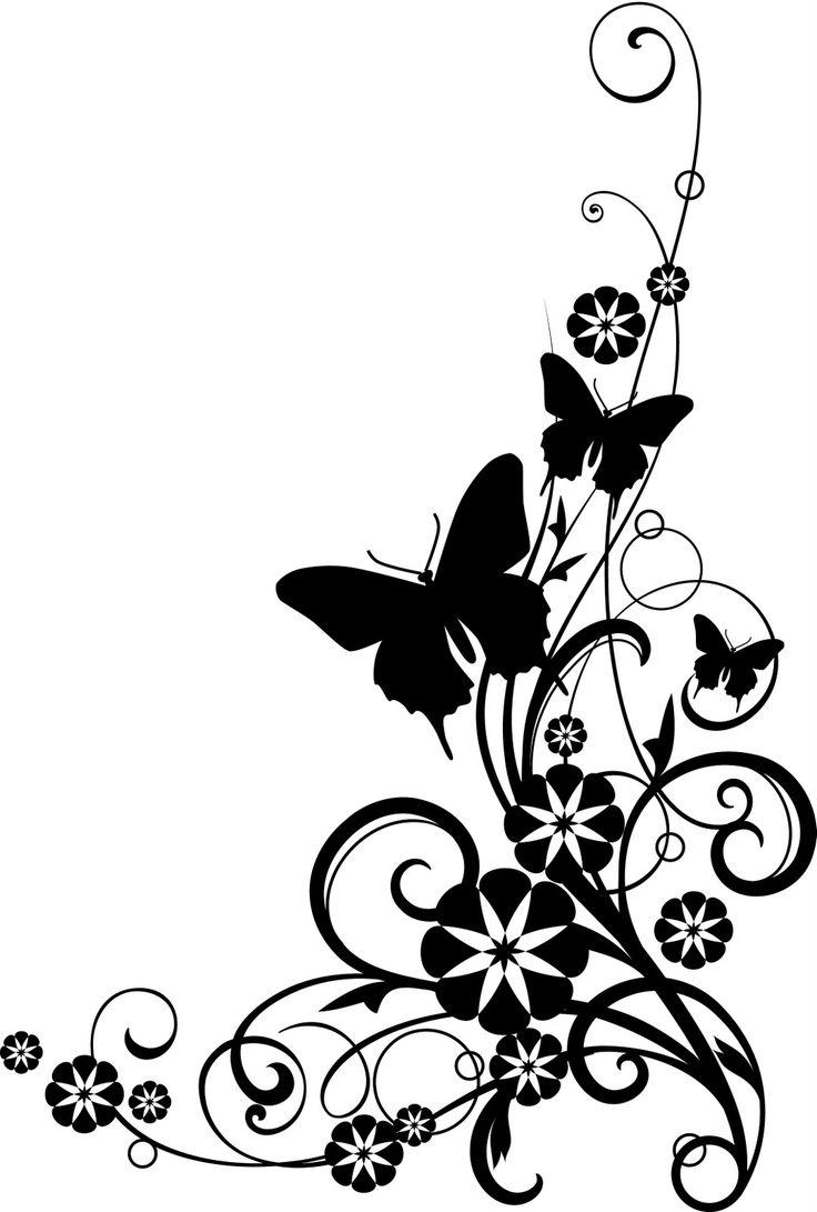 Lines clipart graphic art Clip Download art butterfly Art