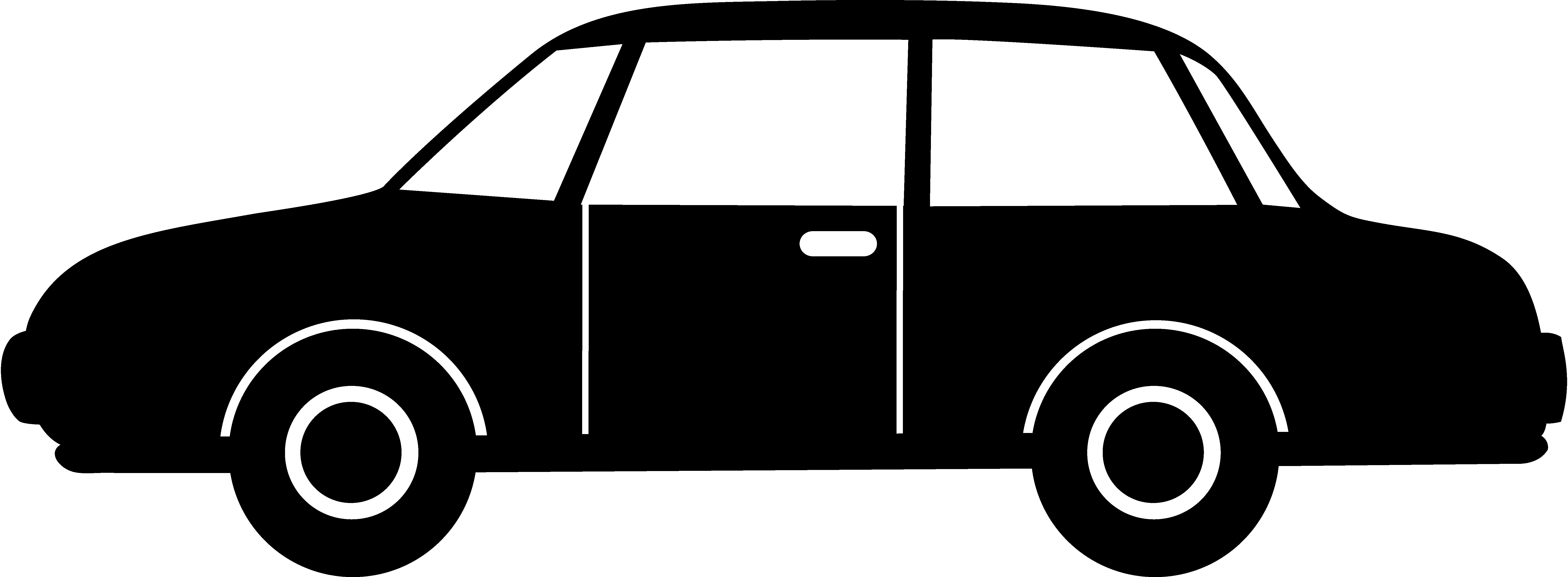 Race Car clipart simple Pdclipart Car Car black images