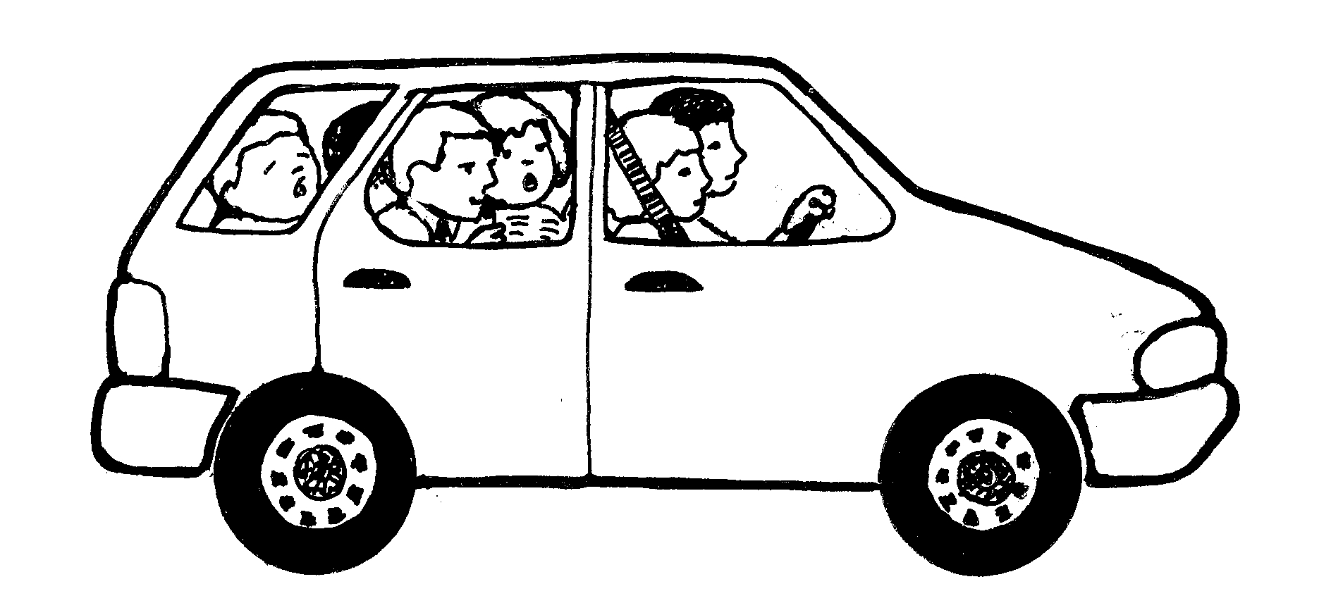 Line Art clipart car About clipart free vector 2