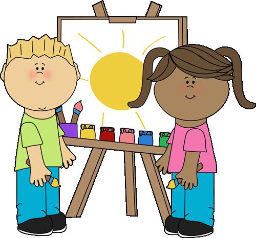 Marker clipart kid artwork Clip art Graphics sites favorite