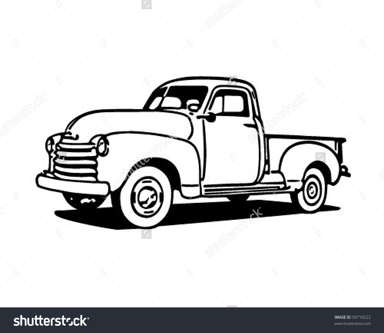 Truck clipart classic truck Classic Truck Clip Classic Download