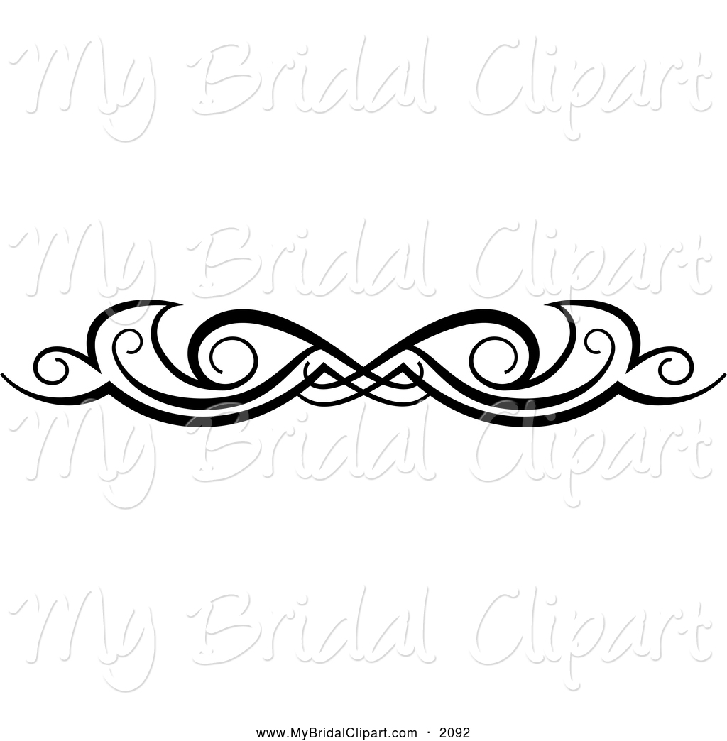 Swirl clipart graphic design Art Design Wedding chicago design